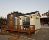 이동식목조주택 6평형 (복층2.5)