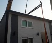경기도 화성시 이동식 목조주택 설치